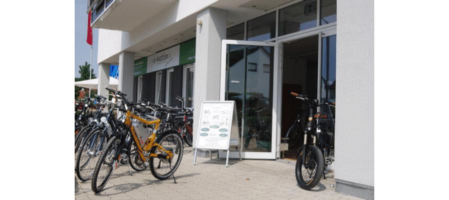 eBike, Pedelec und Elektrodreirad-Spezialist e-motion Technologies nun auch einen Premium-Shop in Nürnberg.
