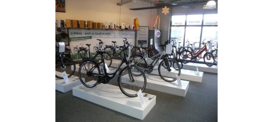 Neuer e-motion Shop in Hamm