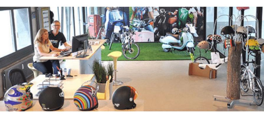 Seit 1. März 2012 gibt es wieder einen neuen e-motion Premium-Shop in Deutschland