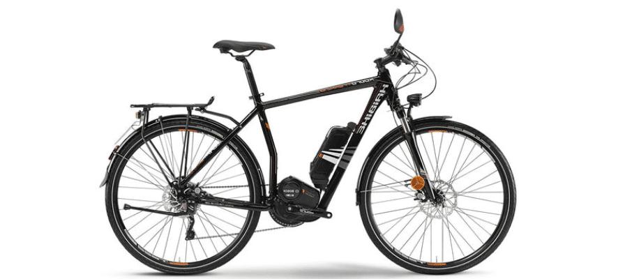 Haibike e-Bike mit Boschantrieb - Erfahrungsbericht eines Kunden