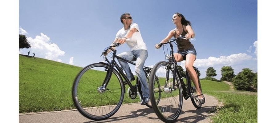 Gerade der e-Bike Akku braucht Pflege und muss gewartet werden.
