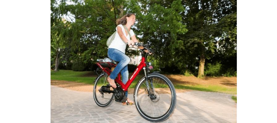 Fahren mit einem Pedelec: Darauf sollten Sie achten