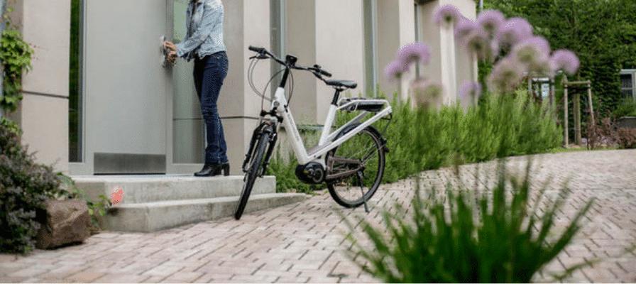 e-Bike mit automatischer Schaltung