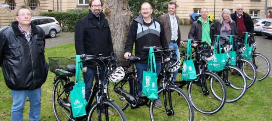 e-Bike Leasing Bezirksregierung Düsseldorf