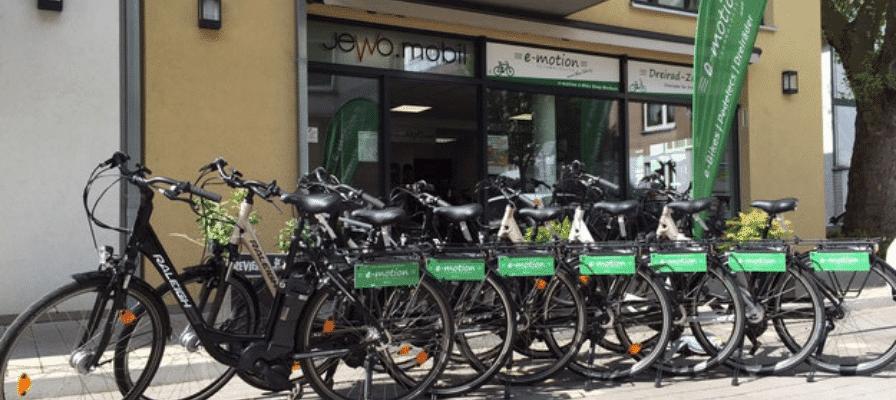 e-Bike Shop in Bochum