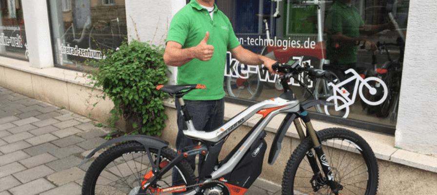 e-Bike M1 Spitzing