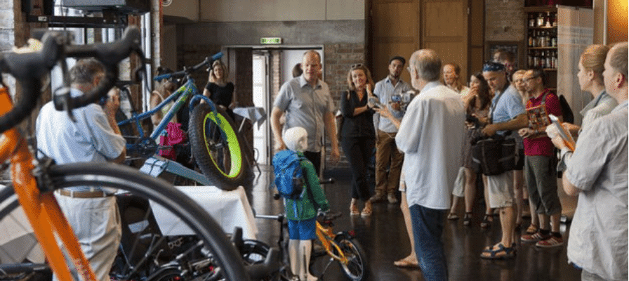 e-Bike Ausstellung