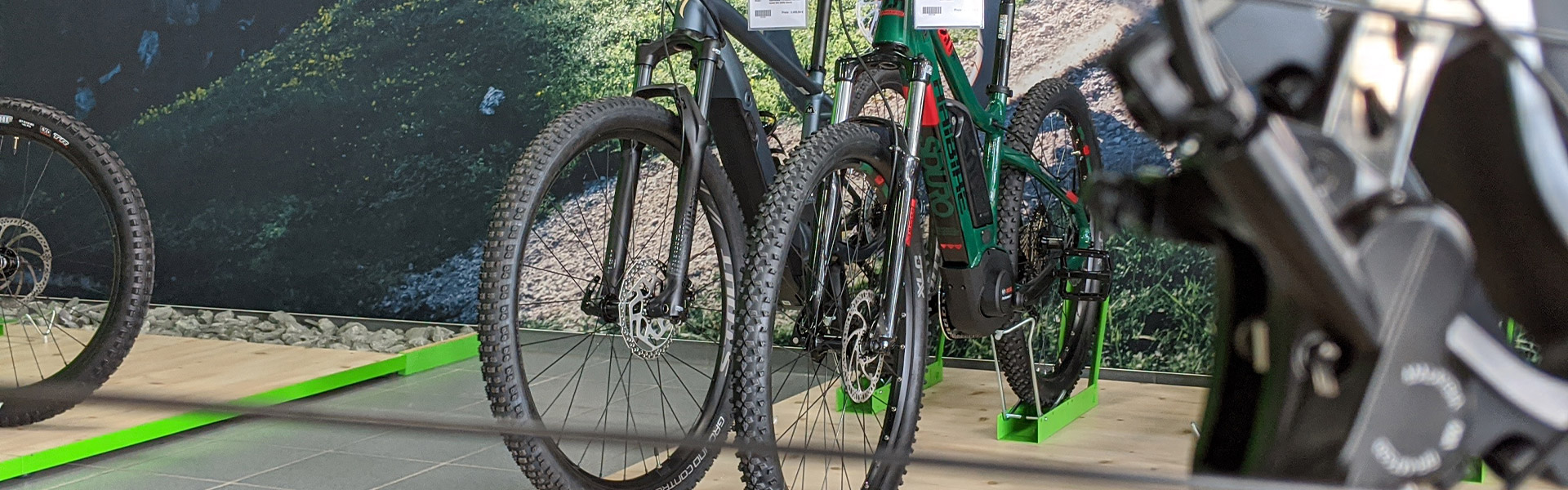 Der Shop der e-motion e-Bike Welt Westhausen