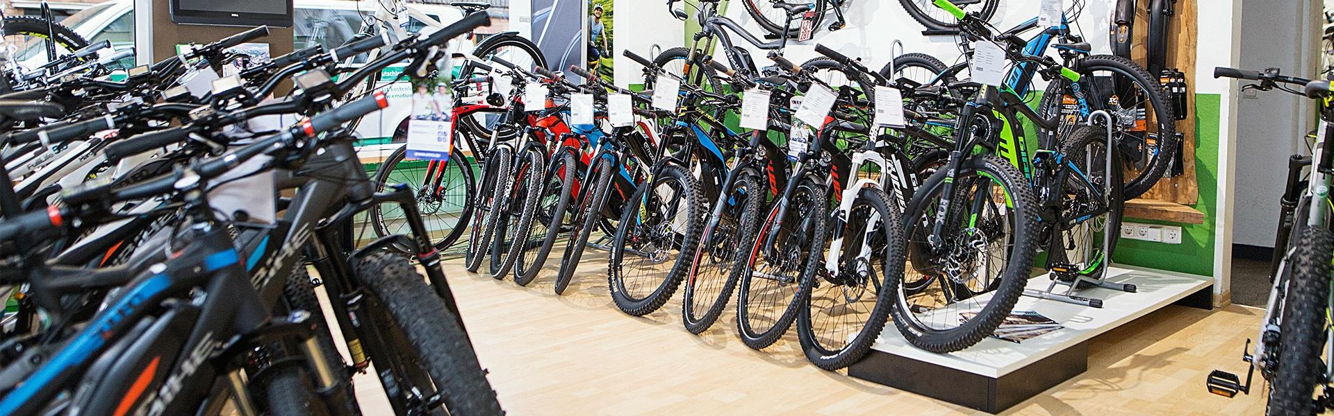 Der Shop des e-motion e-Bike Premium-Shop Köln