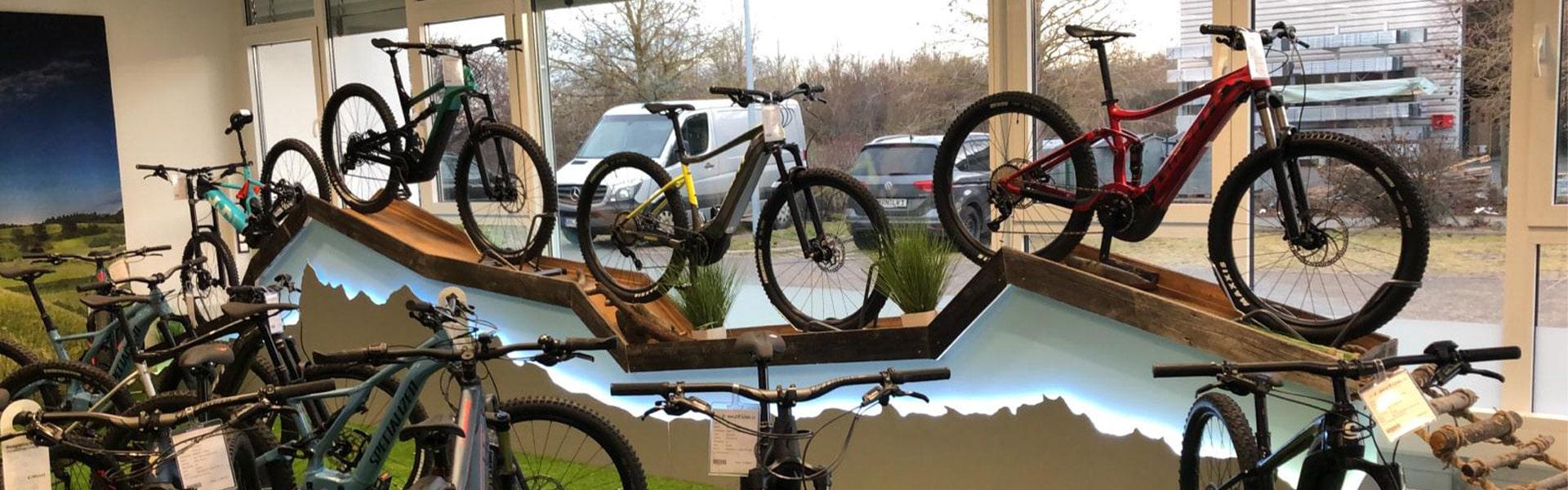 Der Shop der e-motion e-Bike Welt Erfurt