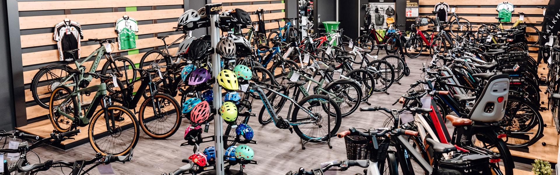 Der Shop der e-motion e-Bike Welt Harz