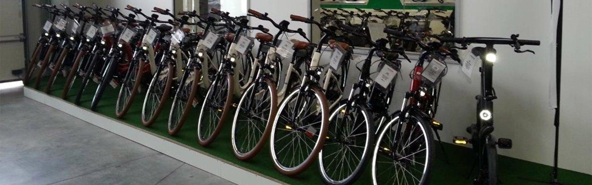 Der Shop der e-motion e-Bike Welt München West
