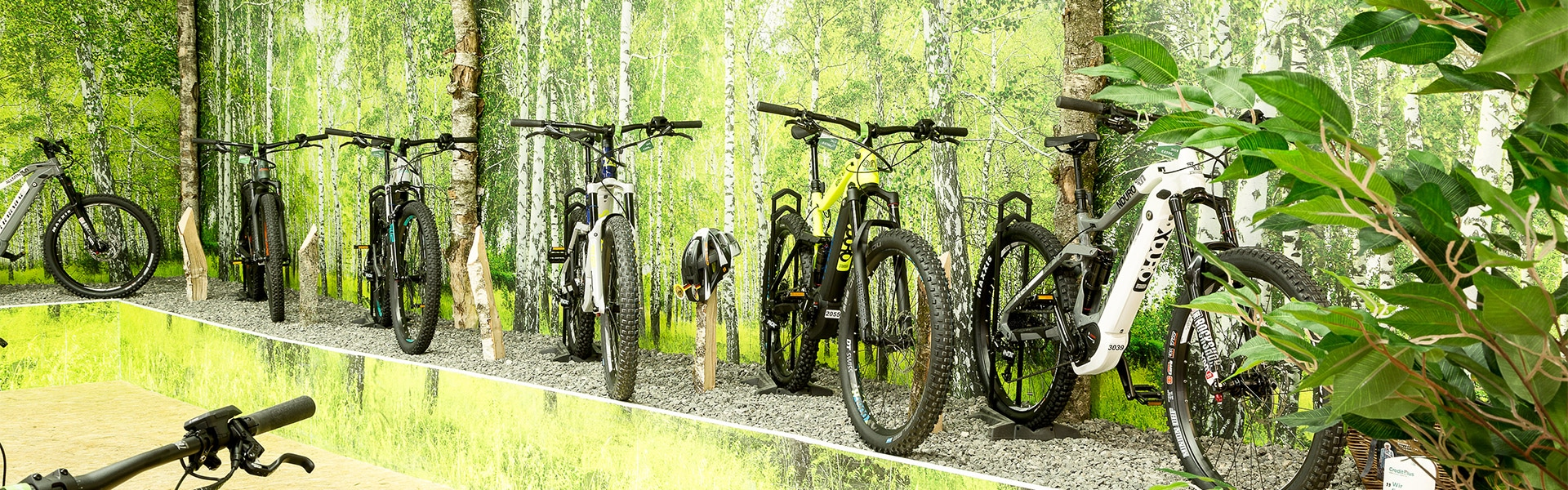 Der Shop der e-motion e-Bike Welt Nürnberg
