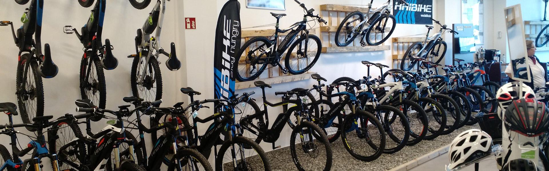 Der Shop der e-motion e-Bike Welt Nürnberg West