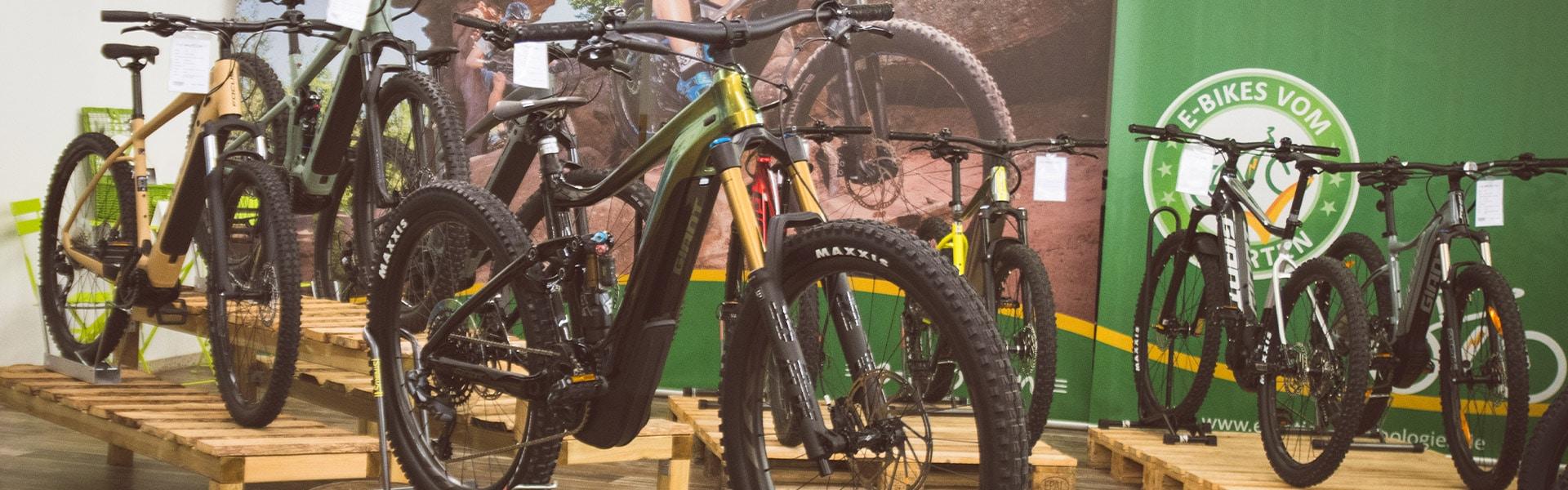 Der Shop der e-motion e-Bike Welt Sankt Wendel