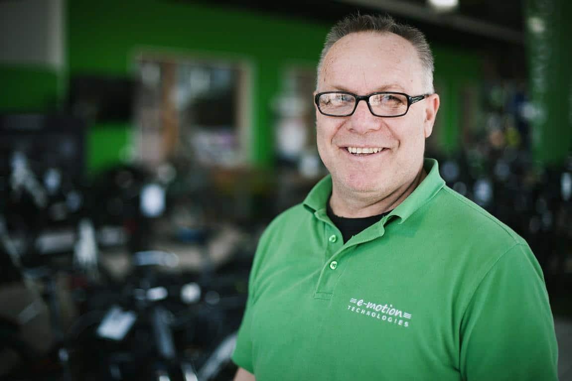 Medizinprodukteberater/ Ergonomie<br>e-Bike Fahrer der ersten Stunde<br>Berufspendler mit dem S-Pedelec <br>