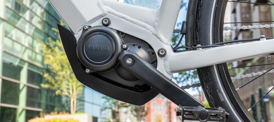 Yamahas neuer PWseries CE-Antrieb