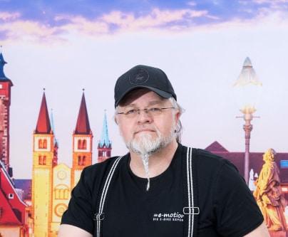 e-motion Mitarbeiter Volker