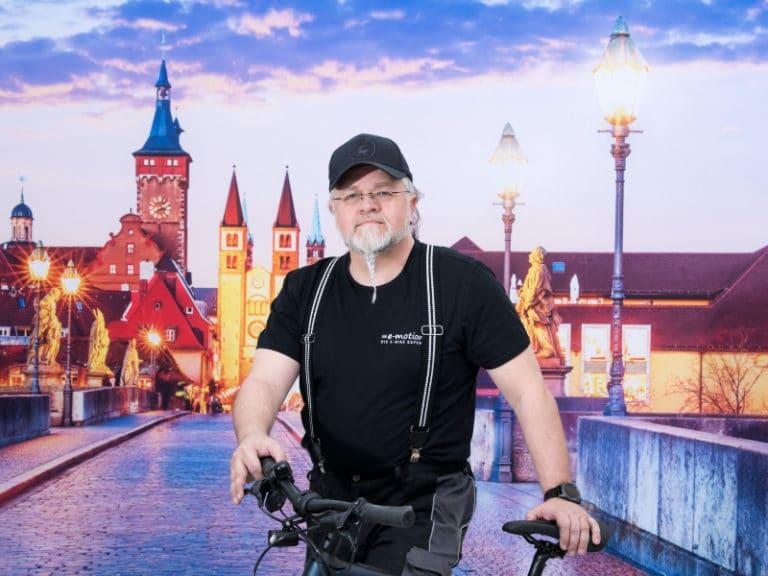 """• """"Zweiräder waren immer meine Leidenschaft – meine Leidenschaft habe ich zu meinem Beruf gemacht"""""""