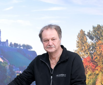 e-motion Mitarbeiter Rainer