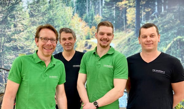 Das Team der e-motion e-Bike Welt Hannover-Südstadt