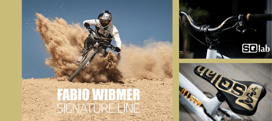 Collage der Produkte der Fabio Wibmer Signature Line