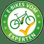 Siegel - e-Bikes vom Experten