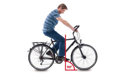 e-bike-sattel-richtig-einstellen
