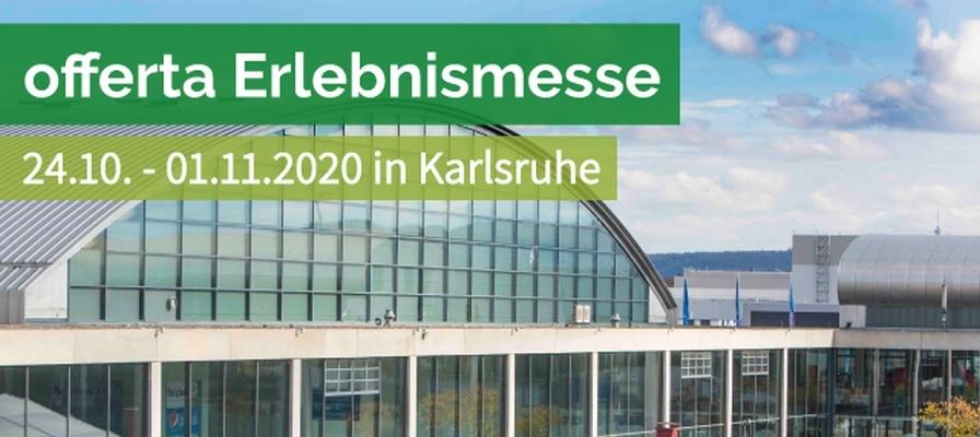 Offerta Messe Karlsruhe