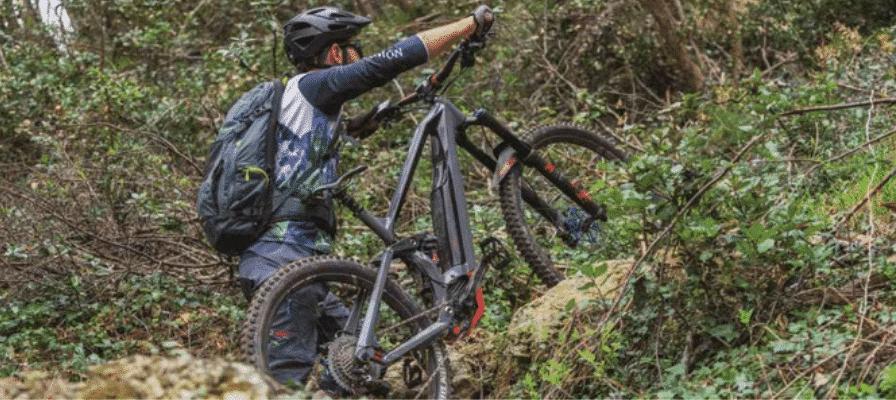 e-Mountainbike mit Bosch CX Motor 2019