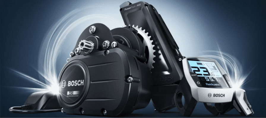 Bosch e-Bike Display