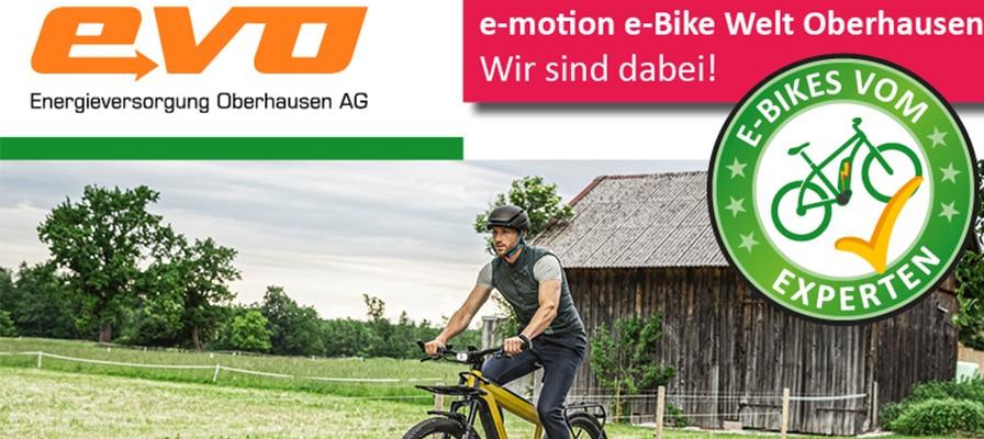 Banner Elektromobilitätstage Oberhausen
