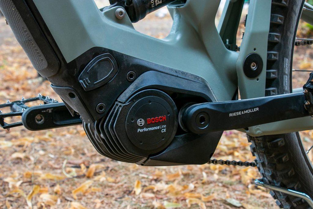 Der Bosch Performance Line CX