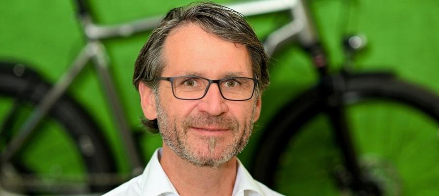 Ingo Klein aus der e-motion e-Bike Welt Frankfurt