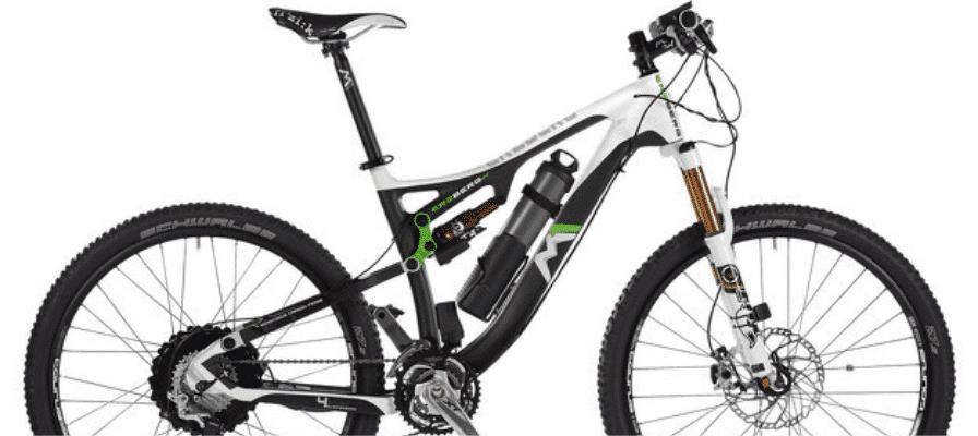 e-Bike M1 Erzberg