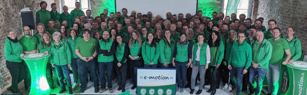 Die Partner der e-motion Gruppe