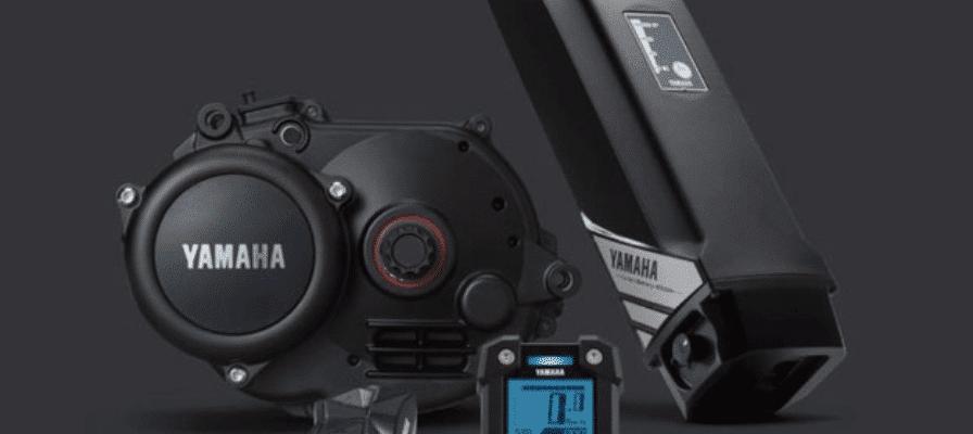 Yamaha 2017 Motor