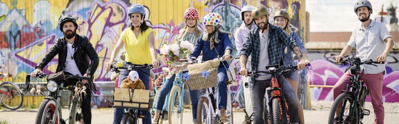 e-Bike-Typen_Titelbild