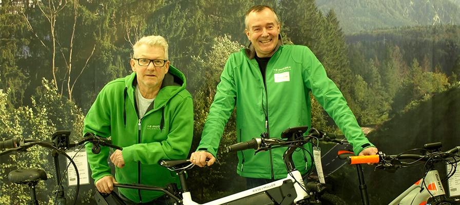 Das Team der e-motion e.Bike Welt Oberhausen