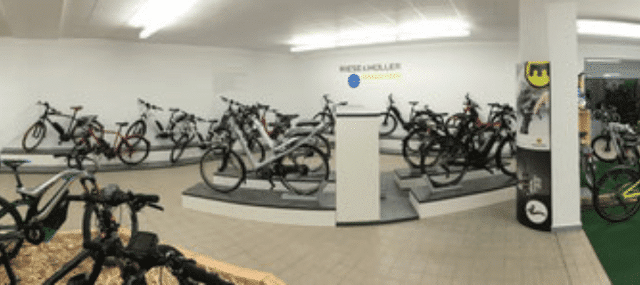 e-motion e-Bike Welt Stuttgart