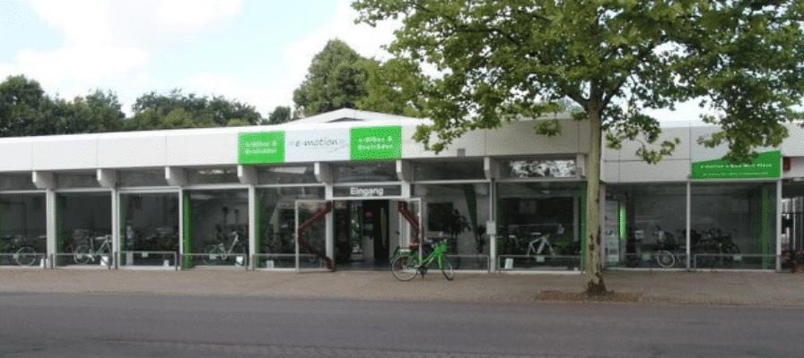 e-motion e-Bike Welt in Kleve