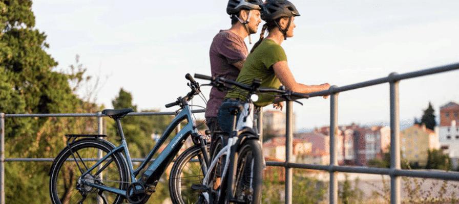 Das Radtouren-Streckennetz in Deutschland