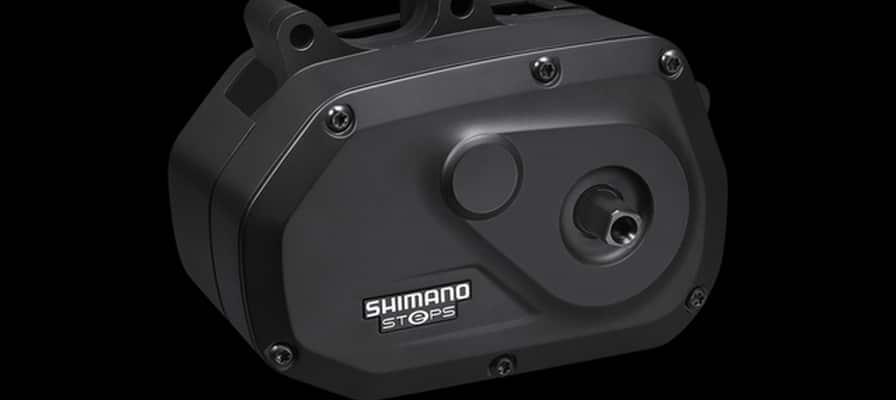 shimano-steps mittelmotor
