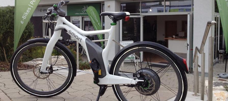 Das smart e-Bike
