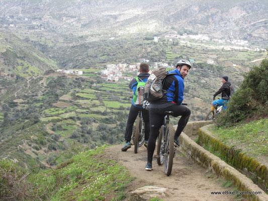e-Bike Tour in Andalusien und Marokko