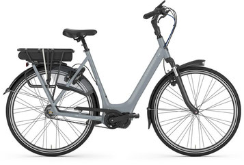 Gazelle Orange Miet e-Bike in der e-motion e-Bike Welt Bielefeld