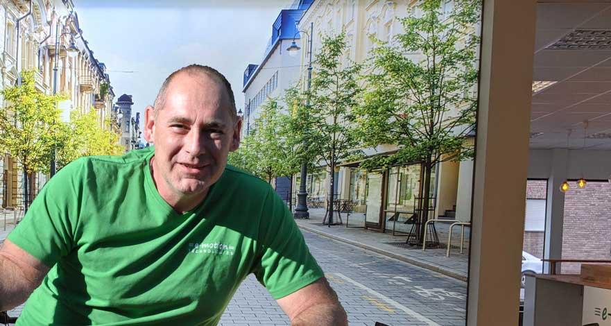 Inhaber der e-motion e-Bike Welt Merzig