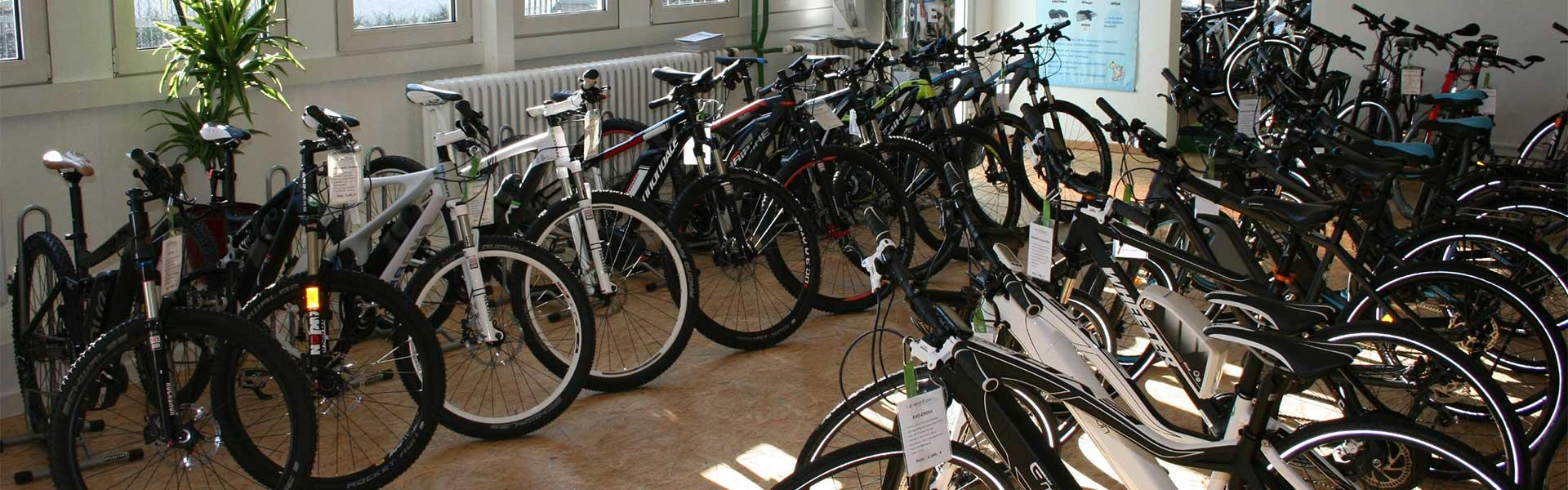 Der Shop der e-motion e-Bike Welt Bonn