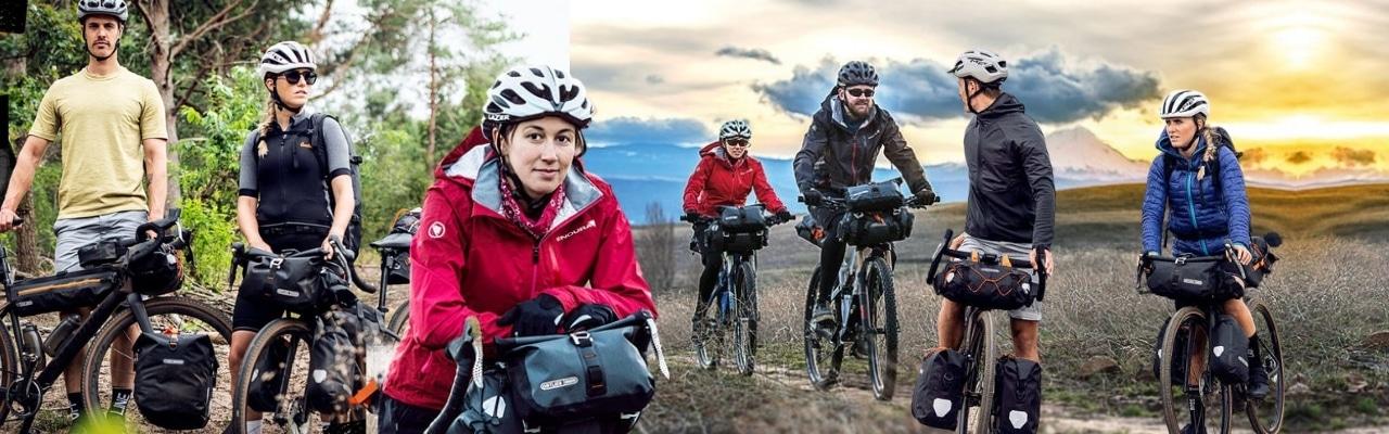 Ortlieb Bikepacking Banner Stimmungsbild