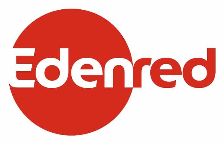 Logo von edenred Akzeptanzpartner Payment Solutions Sachbezuglösungen